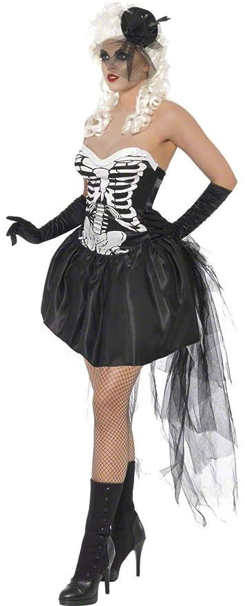 Smiffys Disfraz de Esqueleto Von Trap para Mujer: Amazon.es: Juguetes y juegos