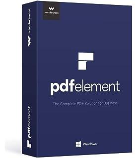 Amazon com: PDFelement 6 Pro for Mac - Editing, converting