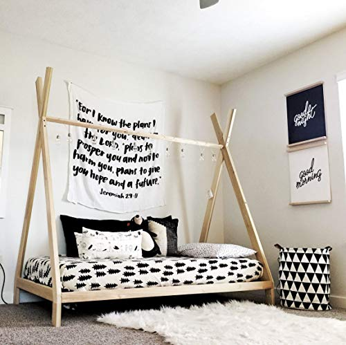 (Twin Sized TeePee bed Made in US)