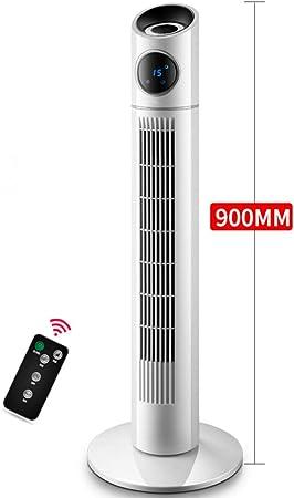 Oscilante Sin Bisturí Ventilador De Torre, Control Remoto La Sincronización Mute Ventilador De Enfriamiento Iones Negativos Purificador De Aire Inicio Ventilador Circulador De Aire-90-y 35*12 Inch: Amazon.es: Hogar