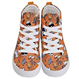PattyCandy Kids Hi-Top Skate Sneaker Shoes Hip Hop Kitty Cats Style - US 9C