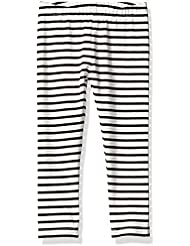 Gymboree Toddler Girls' Black and White Stripe Legging