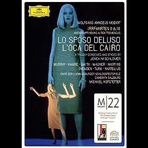 Mozart 22 ; Mozart : L'Oca Del Cairo Lo Sposo Deluso [DVD]