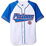 STARTER NBA Baseball Inspired Fashion Jersey