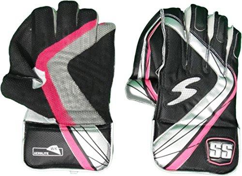 SS Men's Aerolite Wicket Keeping Gloves
