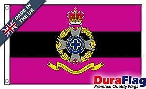 duraflag® Departamento de capellanes Royal Army Bandera de calidad profesional (puerta y Cambiadas), 0.5 Yard (45cm x 22cm)