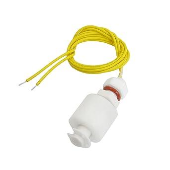xcluma white wired liquid water level sensor float switch for rh amazon in