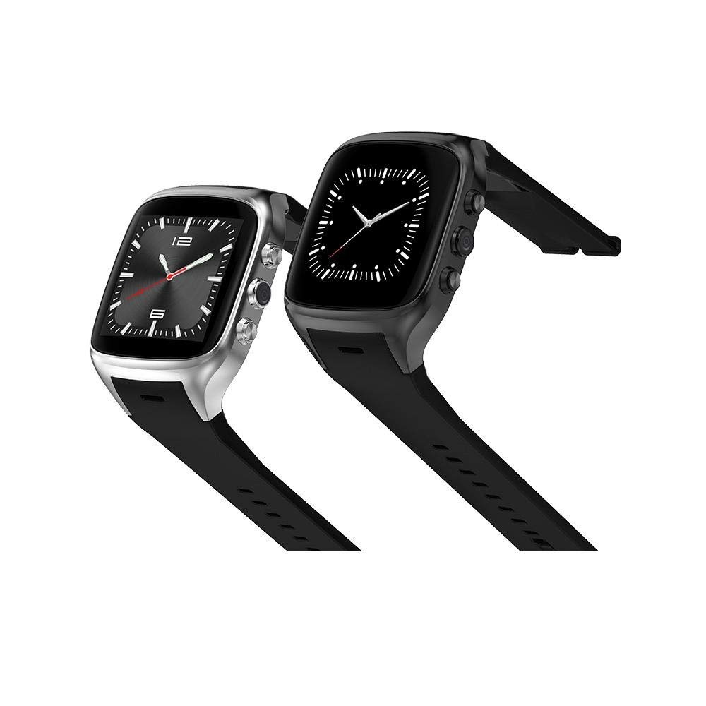 MHP Smart Watch - Reloj de Pulsera Inteligente con Anilla para ...