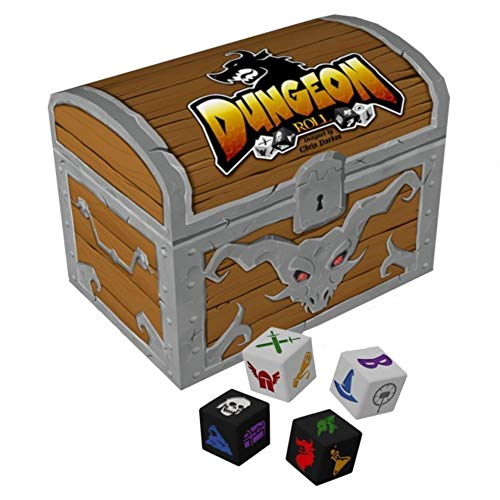 Dungeon Roll Dice Game