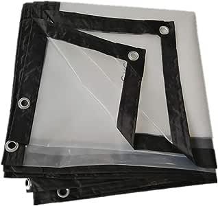 Giow Toldo Plástico Impermeable A Prueba de Viento Transparencia ...