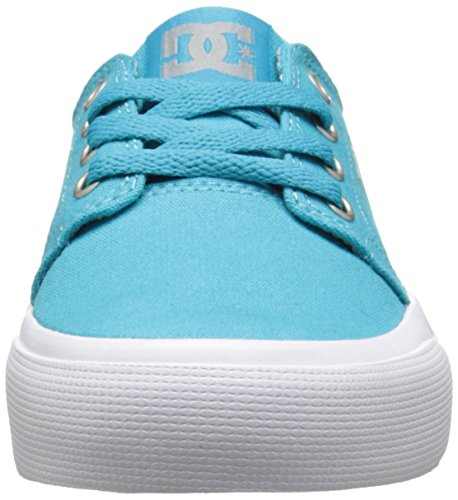 DC Shoes Trase Tx, Jungen Sneaker Türkis - Turquoise (Turquoise/Lt Grey)