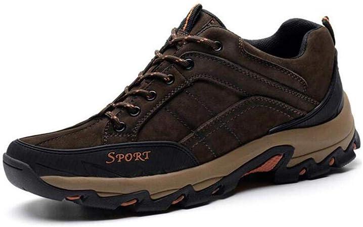 Desconocido Calzado Casual para Hombres, Zapatillas de Cuero ...
