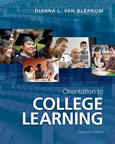Orientation to College Learning ()