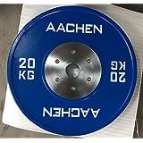 Aachen Competition Rubber Bumper Plates
