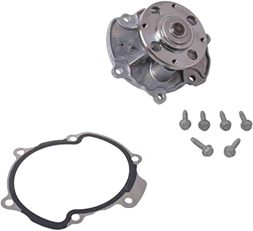 Amazon Com Acdelco 251 749 Gm Original Equipment Water Pump With Bolts Automotive