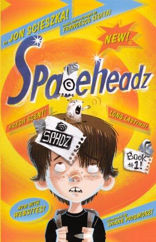 Download SPHDZ (Turtleback School & Library Binding Edition) (Spaceheadz (Pb)) pdf epub