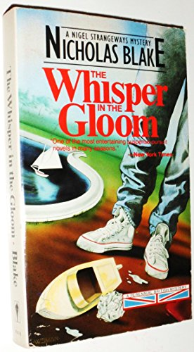 book cover of The Whisper in the Gloom