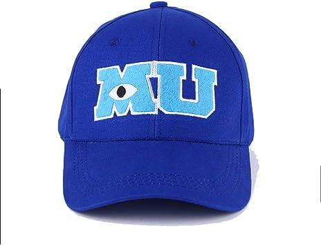 MDKZ Gorra Voron 2017 Nueva Marca Pixar Movie Monsters University ...