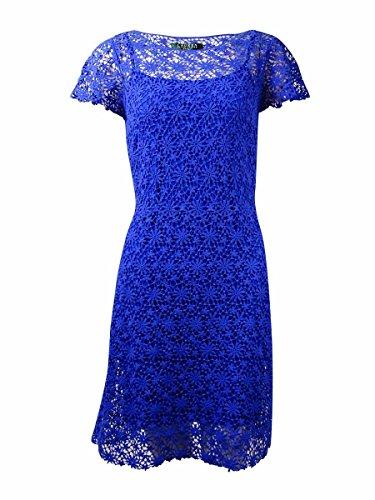 Cheap RALPH LAUREN Lauren Women's Flutter Cotton Lace Dress supplier