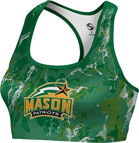 - ProSphere George Mason University Women's Sports Bra - Marble r1 (Medium)