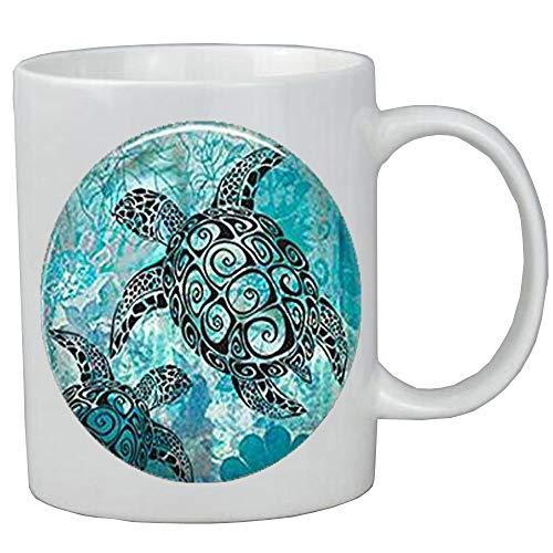 Sea Turtles Mug, Sea Turtle Coffee Mug, Sea