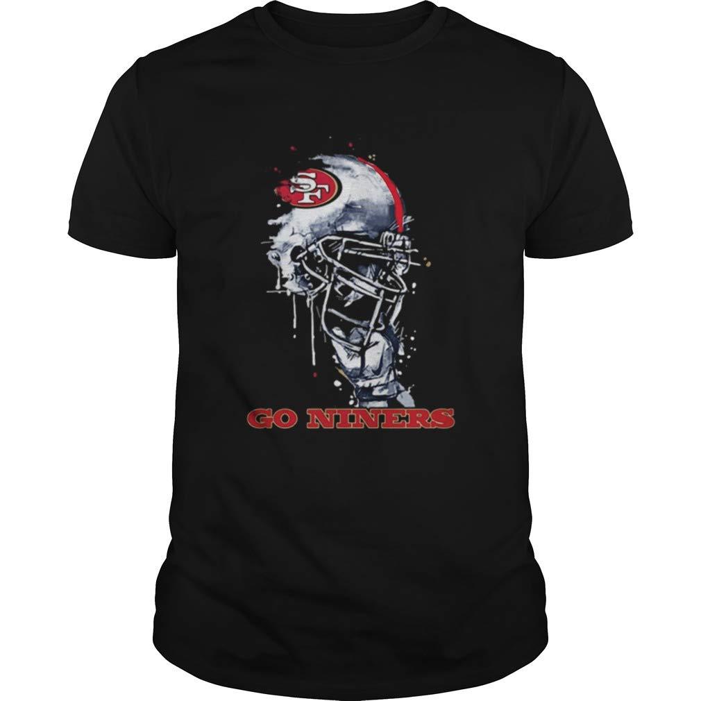Short Sleeves Shirt Hoodie San Francisco 49ers Go Niners Shirt Sweatshirt For Mens Womens Ladies Kids 29M
