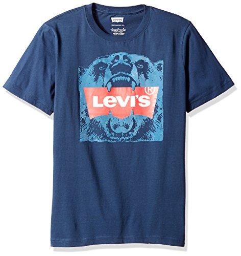 Levi's Boys' Graphic Logo - Jeans Kids Abercrombie