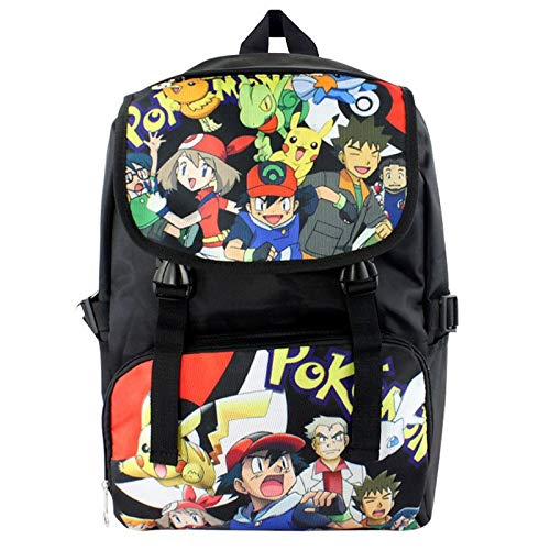 The Nightmare Jack SkellingtonBefore Christmas Waterproof Laptop Monochrome Backpack/Double-Shoulder Bag/School Bag