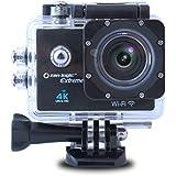 Zen Logic Extreme ZL-4KBK 4Khd Sports Camera Kit, Black