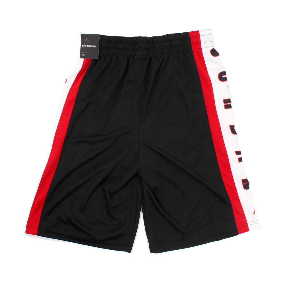 huge discount 605ec 9c436 Men 924566-010 Black Gym Red White  Gym Red Nike Jordan Rise 3 Short XXL