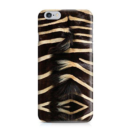 COVER zebra Fell Handy Hülle Case 3D-Druck Top-Qualität kratzfest Apple iPhone 6 / 6S
