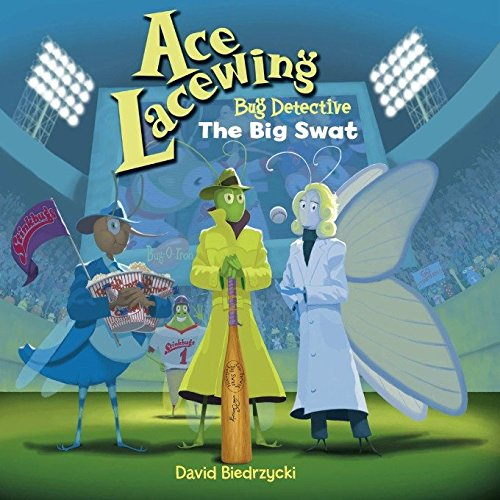 Ace Lacewing Bug Detective Swat