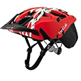 Bolle The One MTB Helmet, 54-58cm, Black/Red Camo