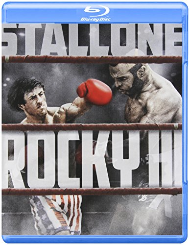 Blu-ray : Rocky III (, Dubbed, Dolby, AC-3, Digital Theater System)