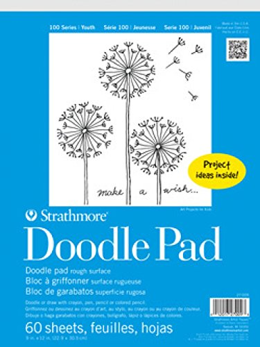 Strathmore (27-009 100 Series Youth Doodle Pad, 9
