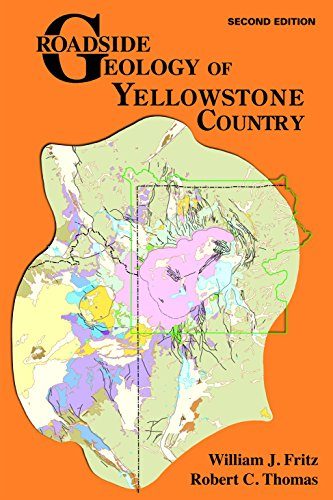 Roadside Geology of Yellowstone Country Wyoming Roads