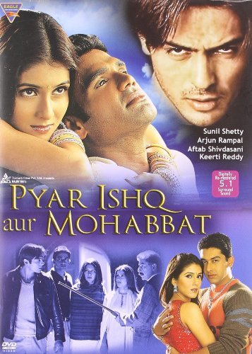 Amazon in: Buy Pyar Ishq Aur Mohabbat DVD, Blu-ray Online at