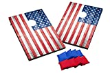 Wild Sports Stars & Stripes Cornhole Bag Toss Game