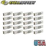 20pc Exell 415A Alkaline 45V Battery NEDA 213, 30F20, BLR102