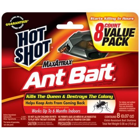 Hot Shot MaxAttrax Child Resistant Destroying