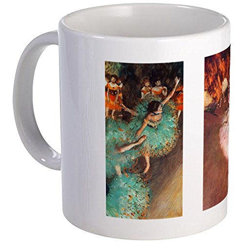 CafePress Ballet Dancing Girls By Edgar Degas Mug Unique Coffee Mug, Coffee Cup