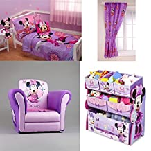 Toddler Bedding Collection Set (Cute Minnie)