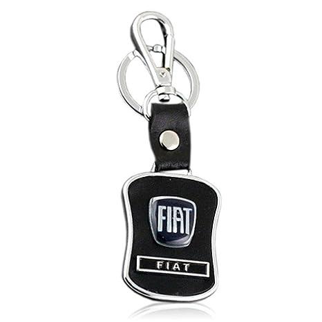 Fiat 595 keyring CAR