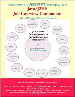 Java/J2EE Job Interview Companion: Amazon in: Arulkumaran