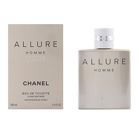 Buy Chanel Allure Homme Edition Blanche Eau De Parfum Spray 100ml