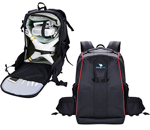 Bangcool Backpack Waterproof Carrying Quadcopter