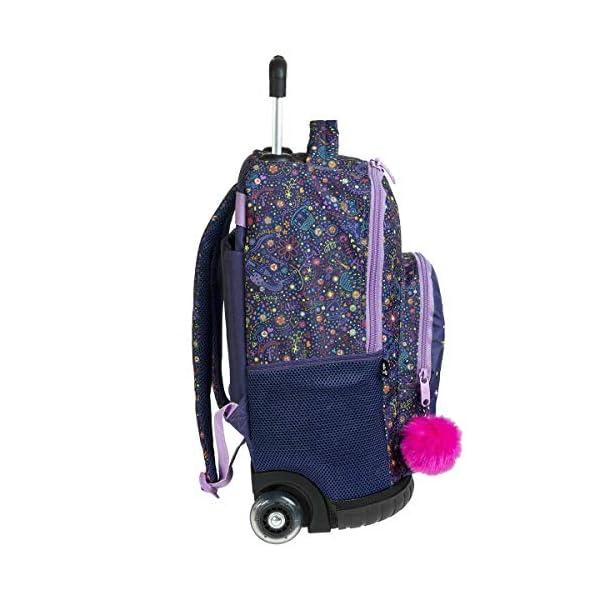 Busquets – Zaino scolastico con ruote Dreams, blu 3 spesavip