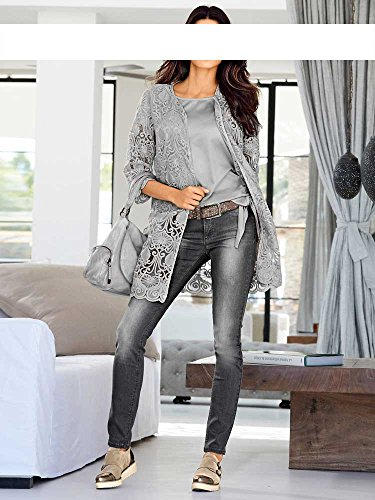 Travel Couture - Chaqueta - para mujer gris