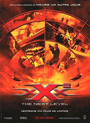 The Next Level Xxx2-116 cm x 158 Cartel Cinema original ...