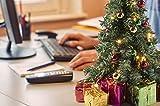 Prextex 23-Inch DIY Tabletop Mini Christmas Tree